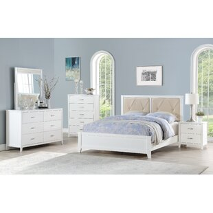 Viva Panel Configurable Bedroom Set