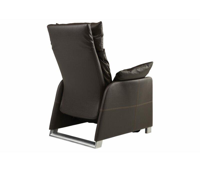 Lavoie Zero Gravity Recliner Chair Slate Fabric