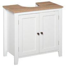 Bathroom Under Pedestal Sink Storage Cabinet Wayfair