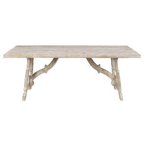 Cerre Rustic Dining Table by Lark Manor