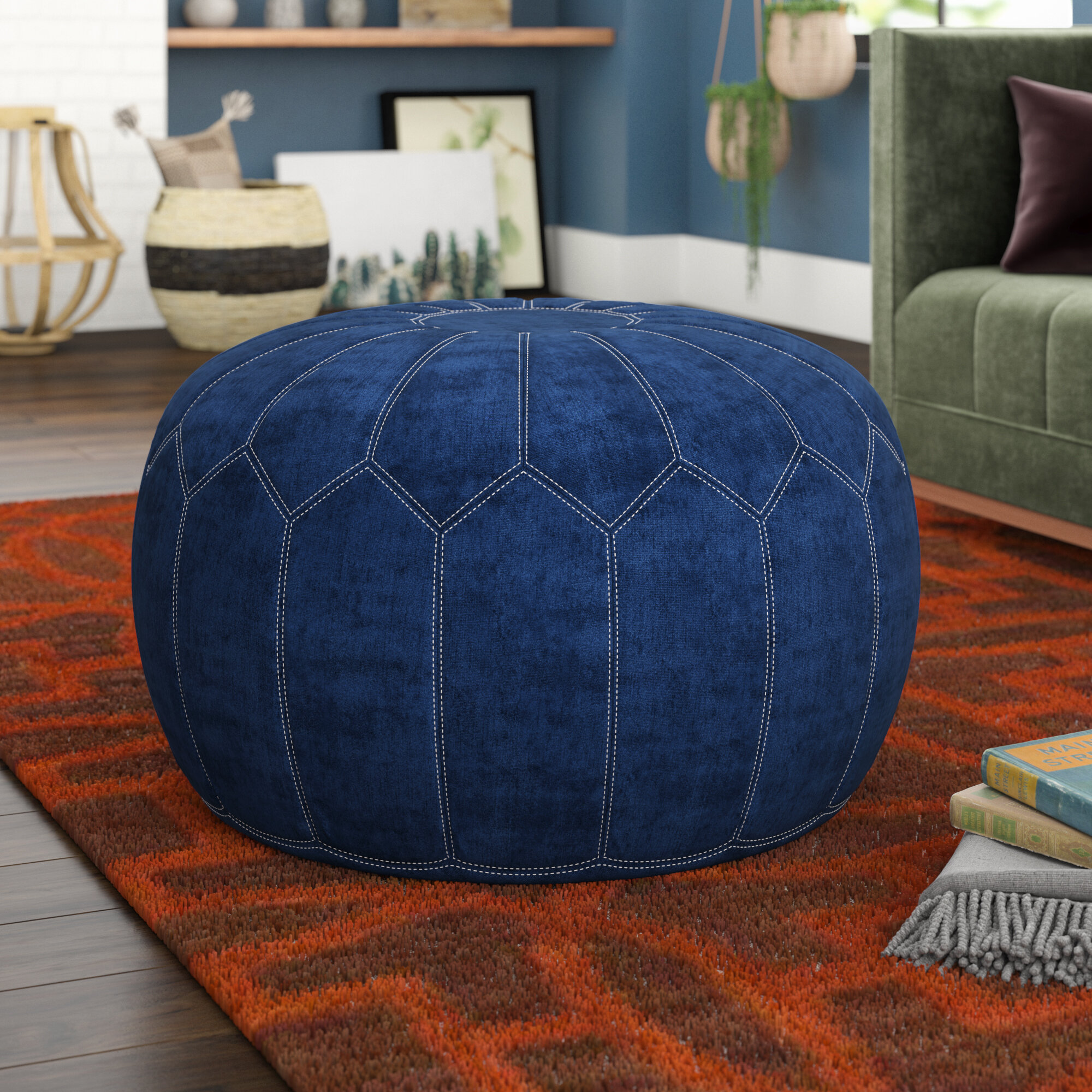 Miraculous Kassandra Pouf Ottoman Short Links Chair Design For Home Short Linksinfo