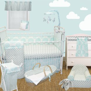 Read Reviews Conlan 8 Piece Crib Bedding Set By Harriet Bee