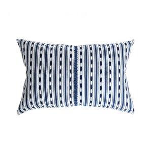 Del Lago Cotton Lumbar Pillow