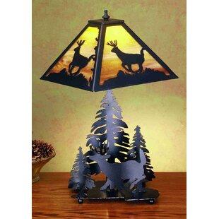 Lone Deer 21 Table Lamp