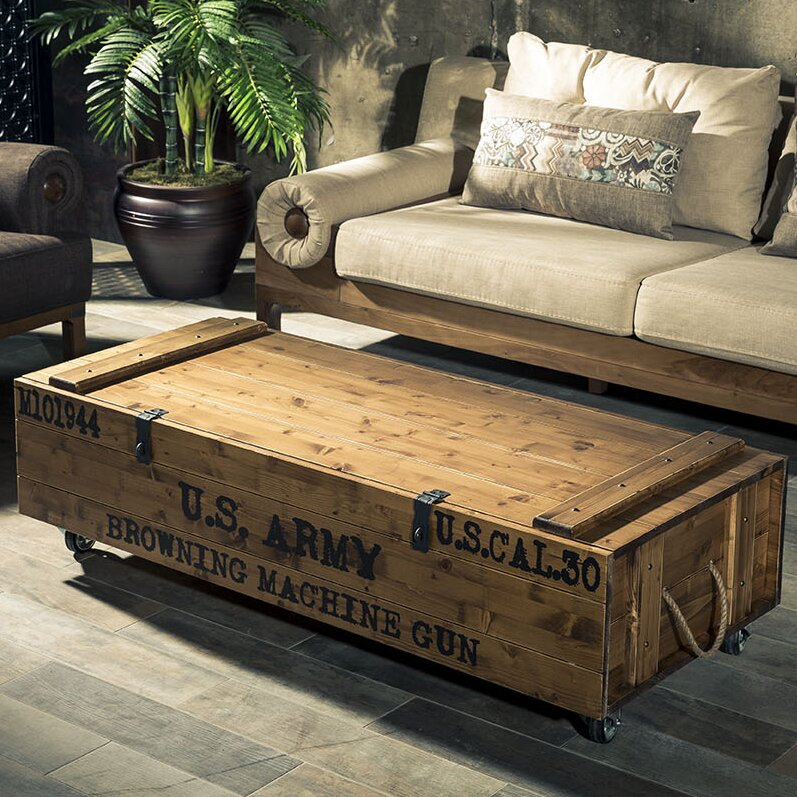 He Coffee Table With Storage