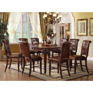 Westerman 9 Piece Counter Height Dining S..