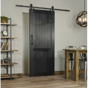 Pvc Millbrooke Paneled Barndoor With Hardware By Ltl Barn Doors