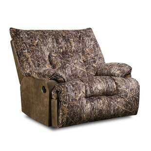 Bryce Manual Recliner by Simmons Upholstery Loon Peak