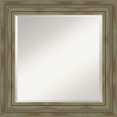 Luxury Square Mirrors Perigold