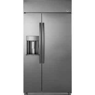 24.3 cu. ft. Side By Side Refrigerator by GE Profile™