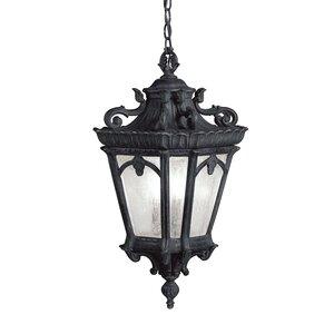 Tournai 3-Light Outdoor Hanging Lantern