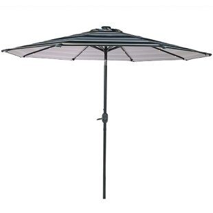 white changing lights with product solar color umbrella patio atleisure