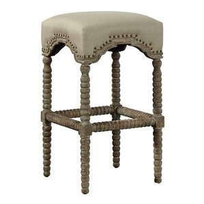 Backless Castle Bar Stool by Furniture Cl..