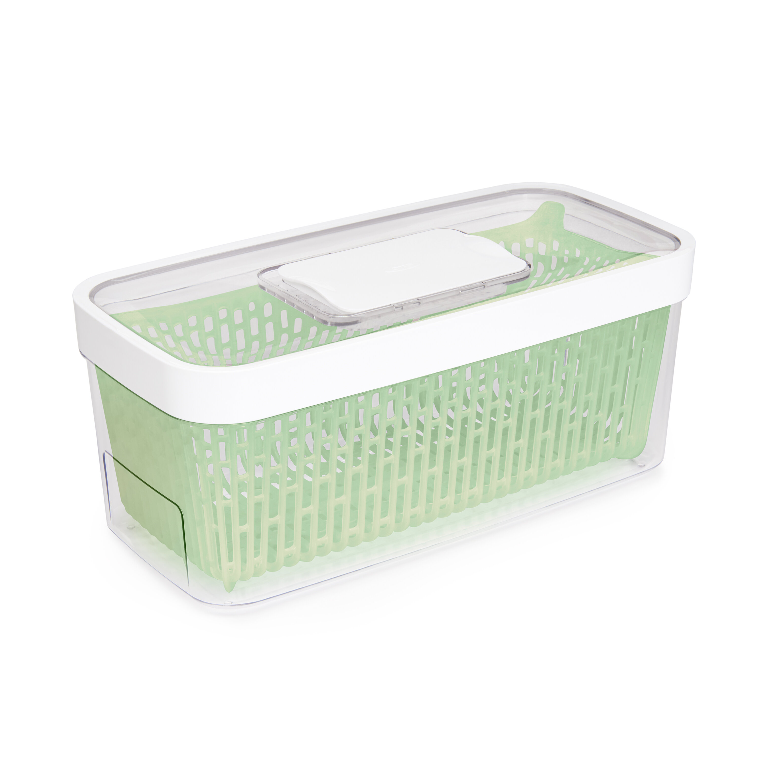 Oxo Good Grips Green Saver Produce Keeper 40 Oz Food Storage Container Reviews Wayfair