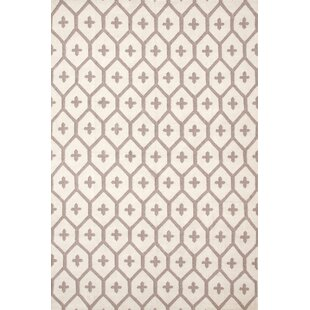 Elizabeth Vintage Hand Woven Brown/Tan Indoor/Outdoor Area Rug