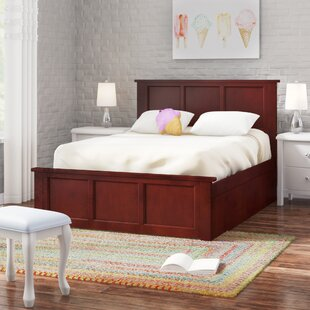 Savings Alanna Platform Bed with Trundle by Harriet Bee Reviews (2019) & Buyer's Guide