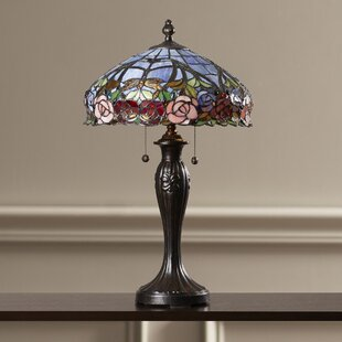 Parks Rose 27 Table Lamp