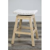 Oriana Swivel Bar & Counter Stool by Bay Isle Home