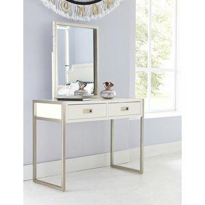 Caran Modern 2 Piece Vanity Set