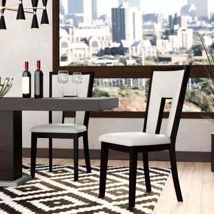 Read Reviews Hillcrest Side Chair (Set of 2) by Brayden Studio Reviews (2019) & Buyer's Guide