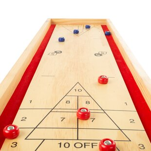 Shuffleboard Game by Hey! Play!