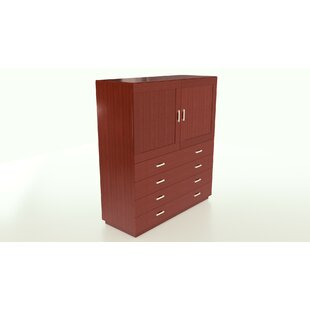 Horrell 4 Drawer Gentleman's Chest