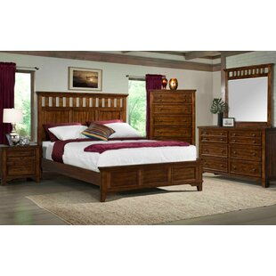 Doyon Panel Bed by DarHome Co Sale