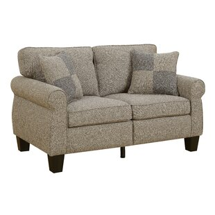 Felton Transitional Loveseat