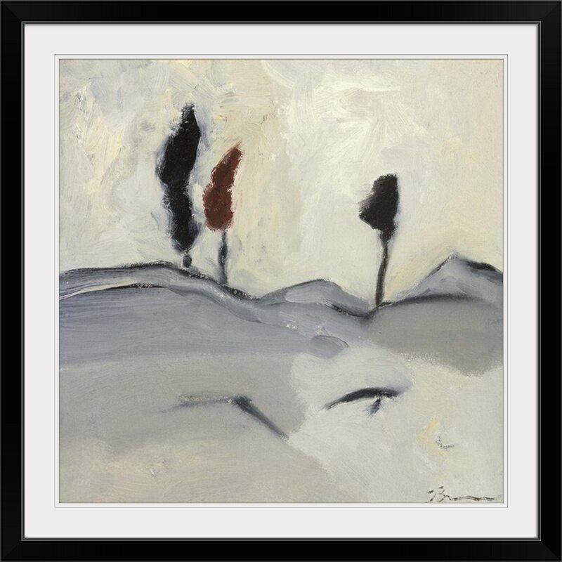 Great Big Canvas Winter Dance Iv By Bradford Brenner Painting Print Wayfair