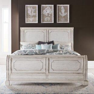 Corona Sleigh Bed
