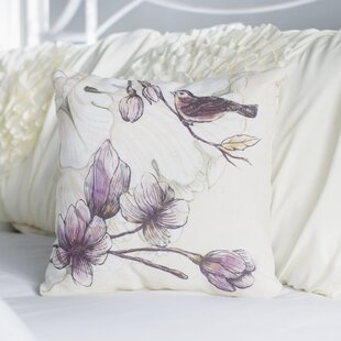 Phalangère Printed Throw Pillow