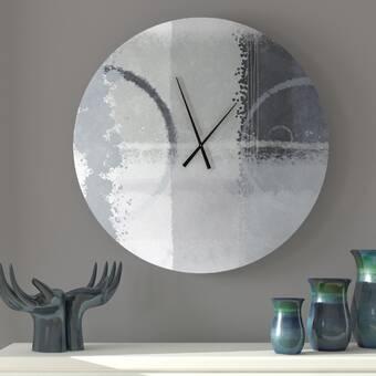 Vintage Signs Britannia Wall Clock Wayfair