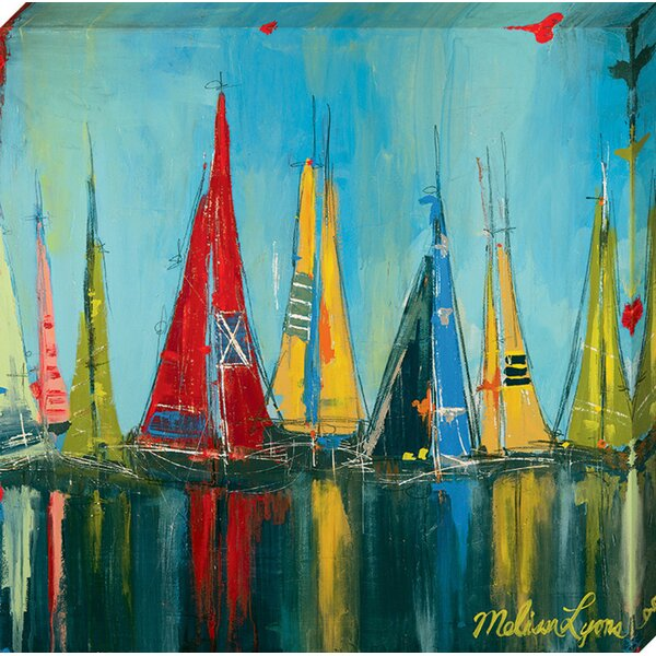 artistic reflections reflections by melissa lyons painting print