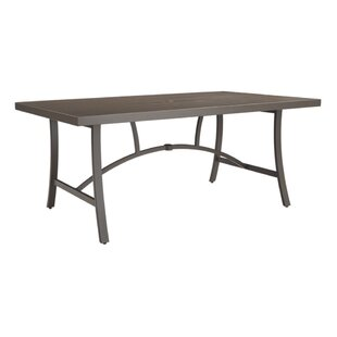 Jaydin Aluminum Dining Table