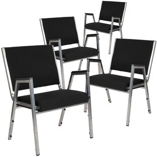 MacArthur Stacking Chair (Set of 4) by Ebern Designs