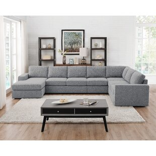 Cheryle Reversible Modular Sectional