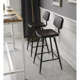 Gratton Swivel Counter and Bar Stool (Set of 2) by Corrigan Studio®