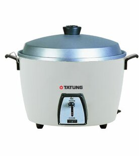20-Cup Multifunction Indirect Heat Rice Cooker Steamer and Warmer