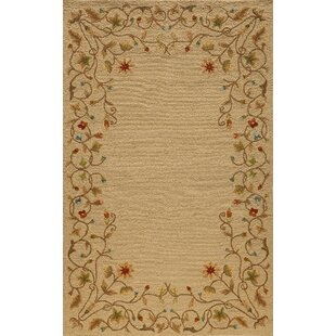 Moten Beige Indoor/Outdoor Area Rug