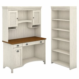 Resaca 2 Piece Office Set with Hutch