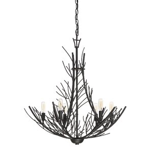 Azimuth 6-Light Candle-Style Chandelier