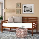 Schwenksville Twin Solid Wood Daybed by Red Barrel Studio®