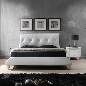 Bellagio Platform Configurable Bedroom Set