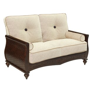 French Quarter Loveseat with Cushions