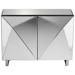 Abel 2 Door Accent Cabinet by Cyan Design