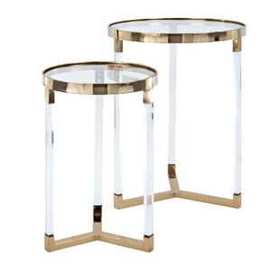 Verrill 2 Piece Coffee Table Set