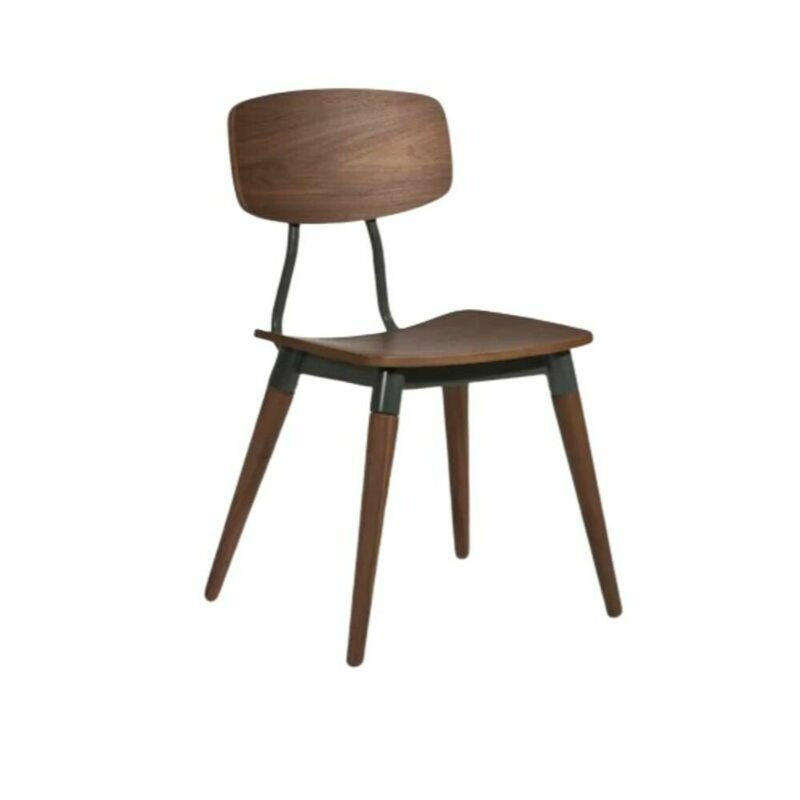 George Oliver Wexler Solid Wood Dining Chair Wayfair