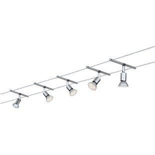 track lighting white. 5 Light Track Kit Lighting White