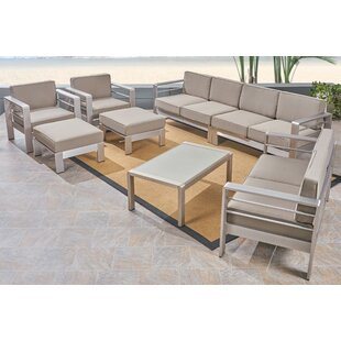 Cecil 8 Piece Sofa Seating Group