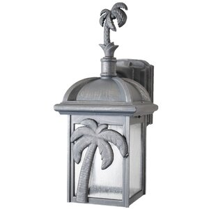 Americana 1-Light Outdoor Wall Lantern
